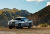2023 Toyota Tundra TRD Pro Drivetrain