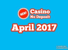 new casinos april 2017