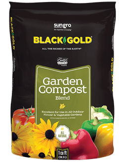 Black Gold OMRI Compost