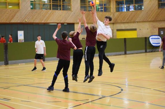 12 School Games Handball 09.03.2017 1045