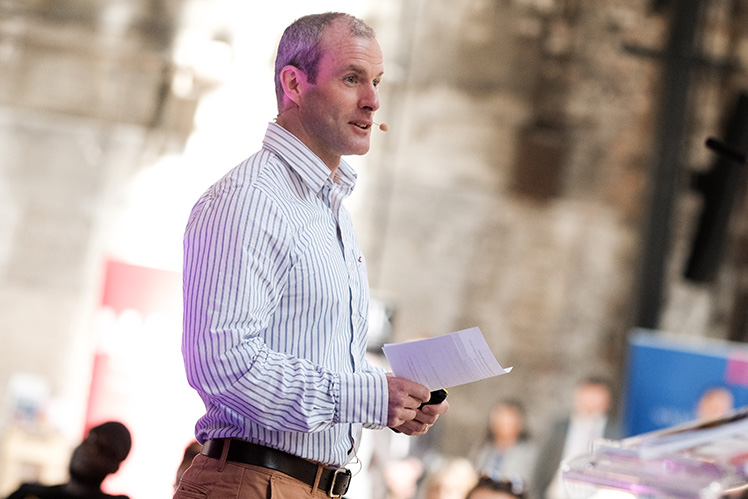 Ben Mason (Founder & CEO, globalbridge)