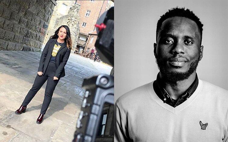 Meg Ellis & Emmanuel Enwenede (Oowambe)