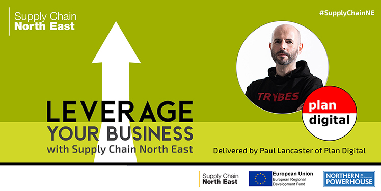 Learn how to LEVERAGE your Business with Supply Chain North East