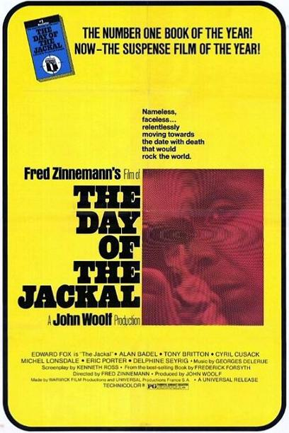 a review of fredrick forsyhths the day of the jackal A review and retrospective of the day of the jackal, the classic assassination thriller by frederick forsyth includes full plot summary and analysis.