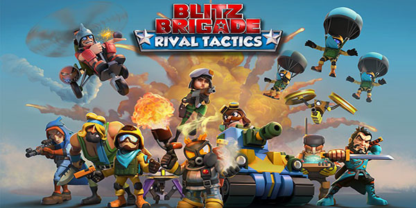 Blitz Brigade Rival Tactics Cheat Hack Online Diamonds,Coin
