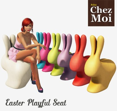 Easter Playful Seat CHEZ MOI