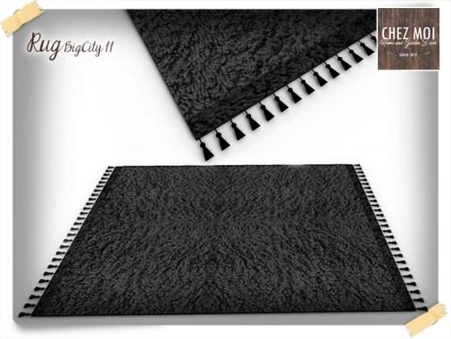 BigCity II rug 1