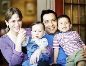 Family circa 2009