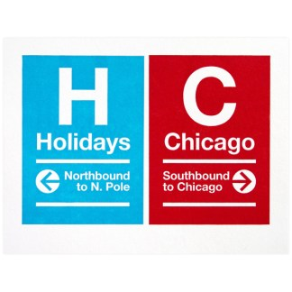 CTA Holiday Card