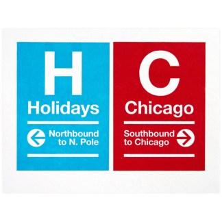 CTA Holiday Card