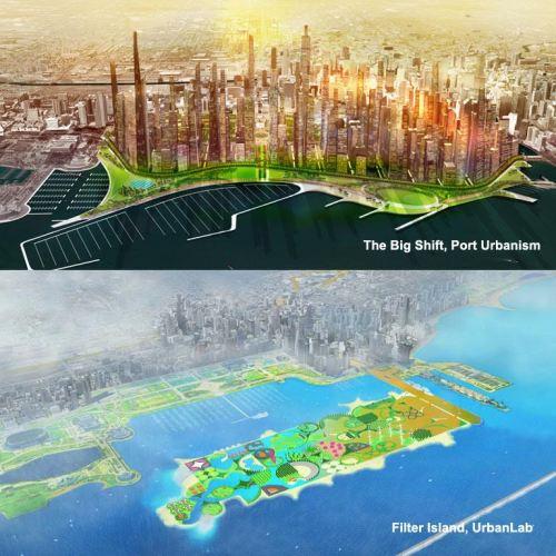 The Big Shift + Filter Island