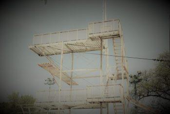 Summer 2018: Ten Meters, Straight Down, Portage Park, c. 1961
