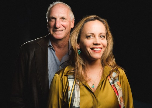 Steve Cohen and Paula Froehle/ Photo: Joe Mazza/Brave Lux