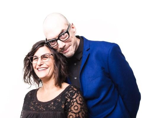 Debra Tolchinsky and David Tolchinsky/ Photo: Joe Mazza/Brave Lux