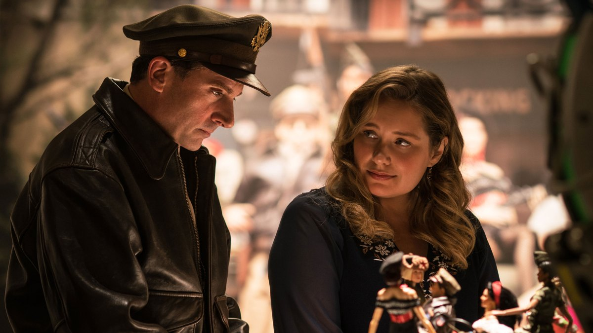 Vertiginous Scale: A Review Of Welcome To Marwen