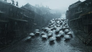 The Wash of History: A Review Of Zhang Yimou's Shadow