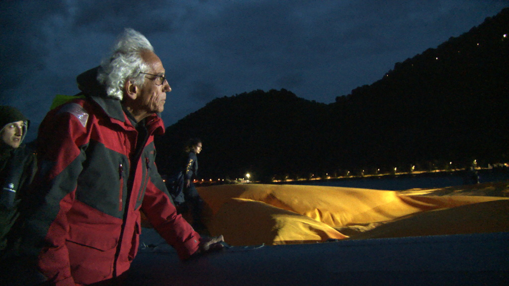 Passion of the Christo: A Review of Walking On Water