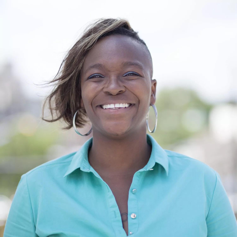 Jenae Gayle - After School Center Director, Lafayette Site