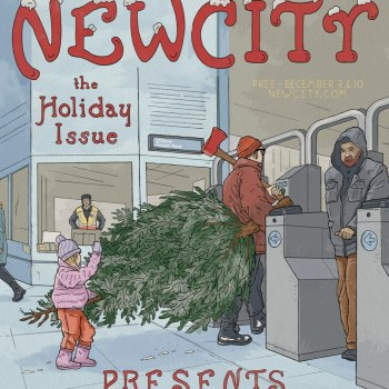 Presents, Newcity's Guide to the Holiday Season, Publishes December 1