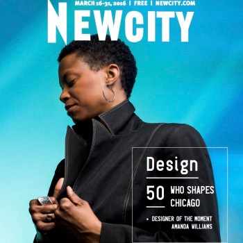 Newcity's Design 50 Publishes in March