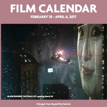 Newcity Custom: Music Box Theatre Guide, April 7 –June 8
