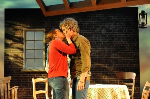 Jennifer Avery and Steve Key/Photo: Liz Lauren