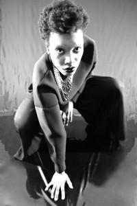 Po' Chop: Black as Eye Wanna Be. Photo by VAM