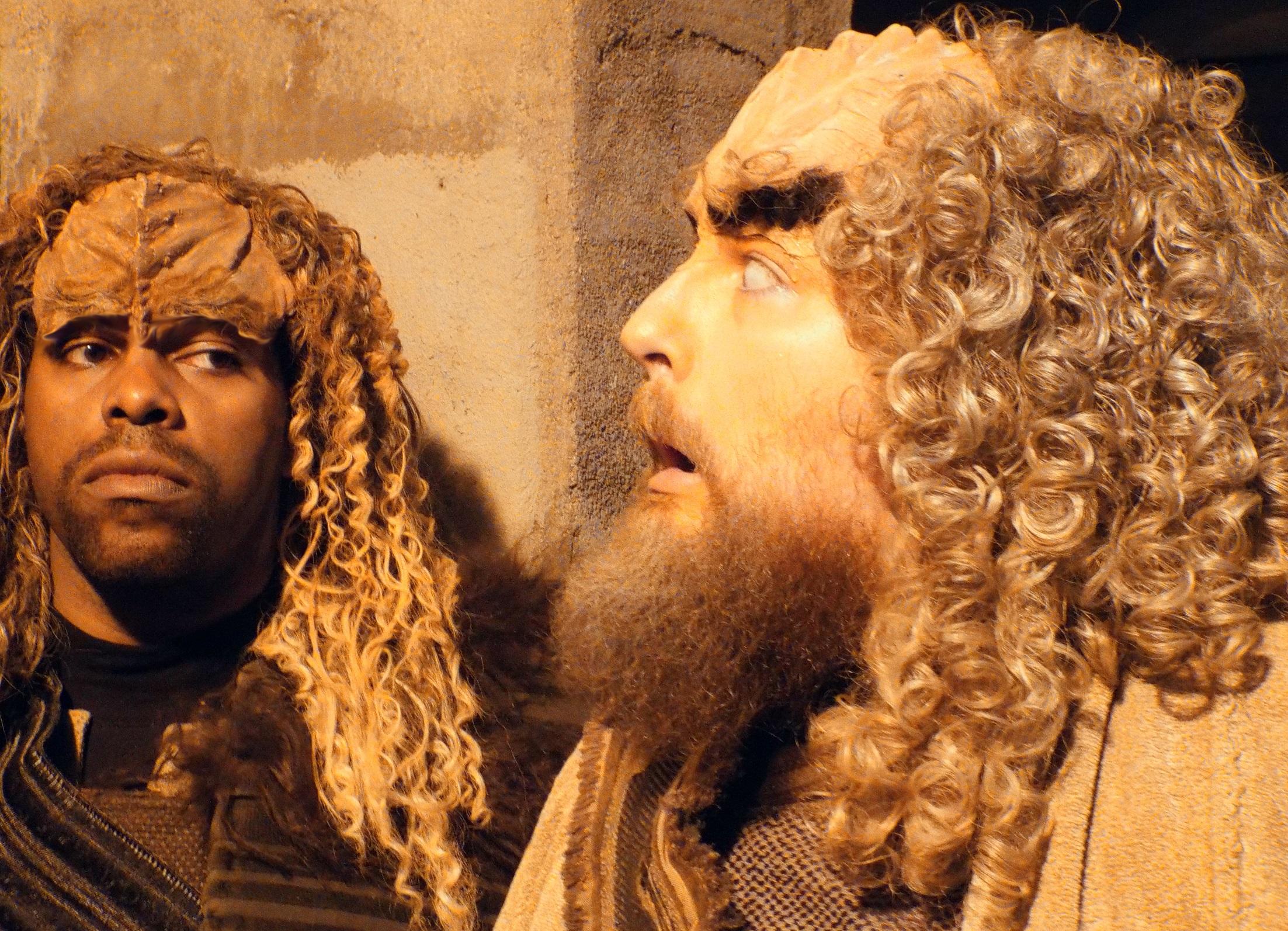 Review: A Klingon Christmas Carol/Commedia Beauregard | Newcity Stage