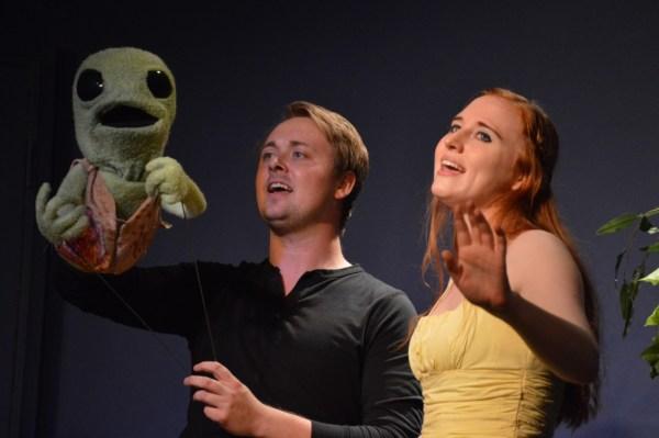 John Horton and Marybeth Kram/Photo: Molly Kom