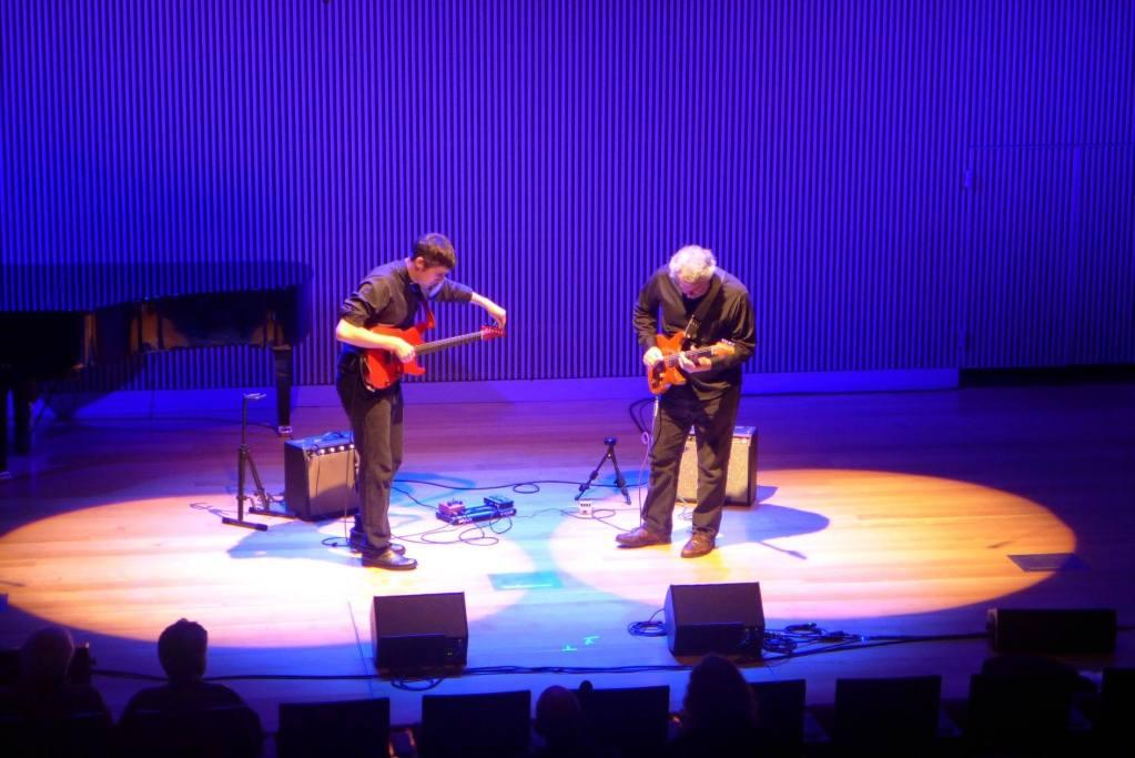 Giacomo Fiore and Larry Polansky