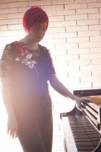 Pianist Nadia Shpachenko