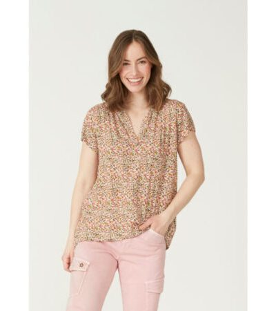 Isay Annica Blouse flower