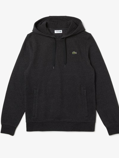 Antraciet Lacoste Hoodie SH1527-H88