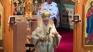 Patriarch Philaret of the 'pocket' Ukrainian Orthodox Church