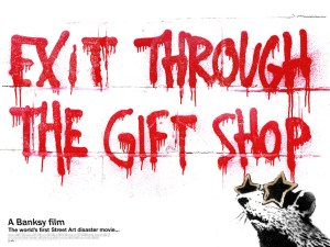 The New Commons Film Series: EXIT THROUGH THE GIFT SHOP