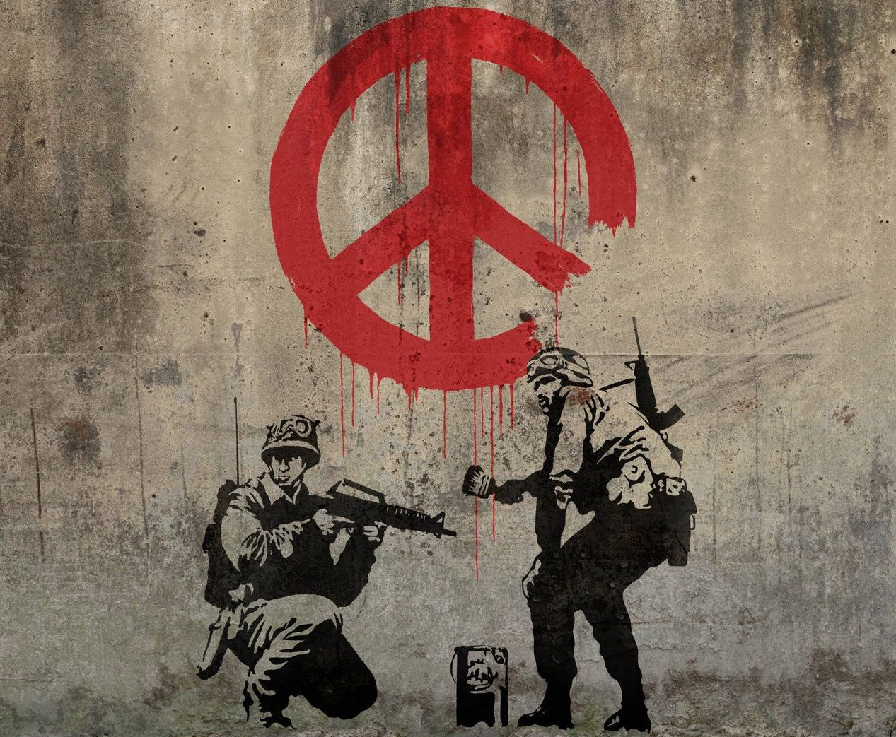 "Sarah Maline, ""Banksy in Context"""
