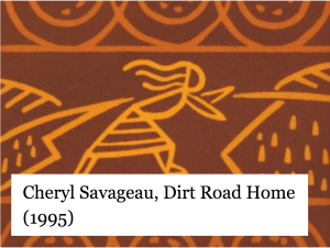 Cheryl Savageau, Dirt Road Home (1995)