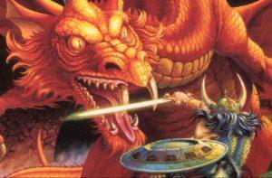 Dungeons & Dragons Calendar