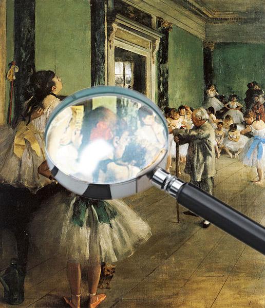 Analyser une œuvre d'art pour mieux la comprendre – Partie 1