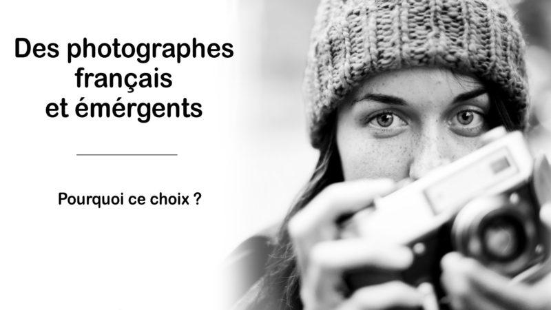 Pourquoi vendre des auteurs français et émergents sur la galerie ?