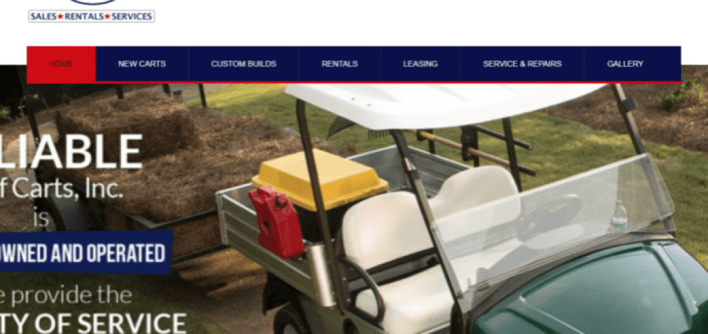 Reliable Golf Carts Palm Beach County