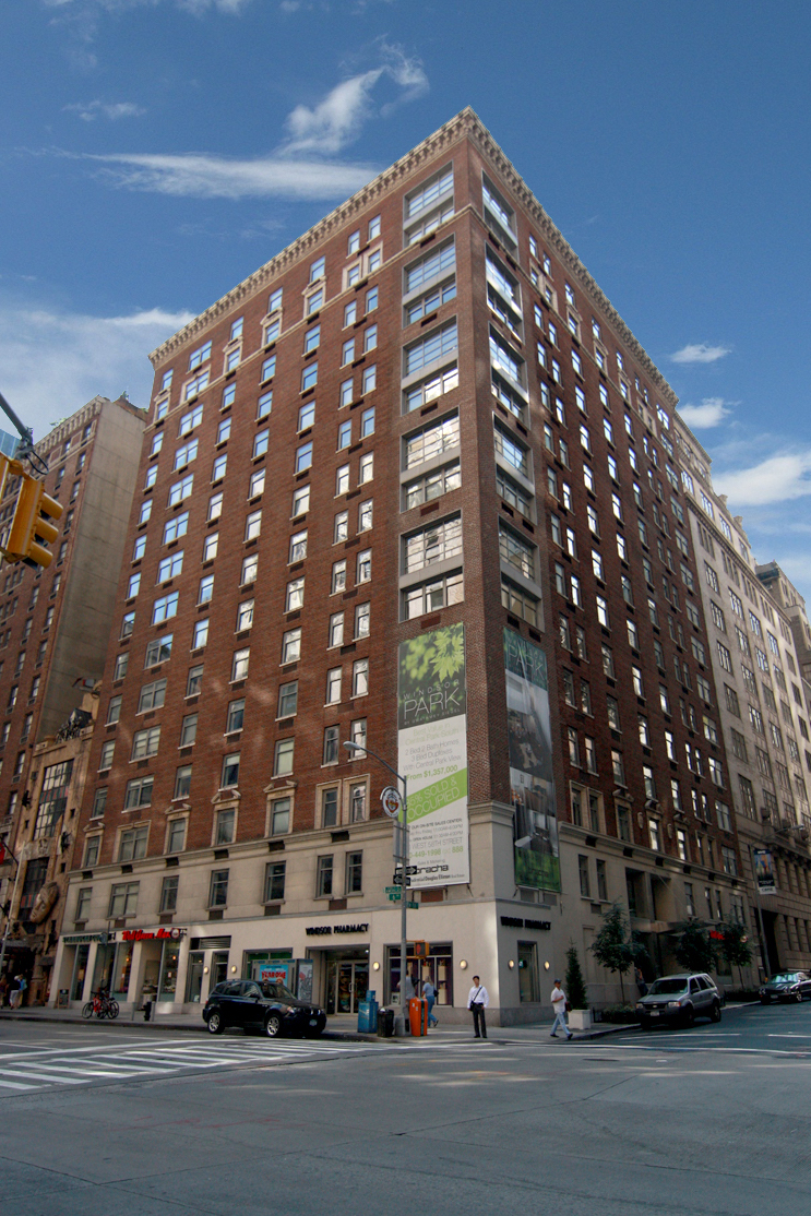 The Windsor Park 100 West 58th Street Midtown West