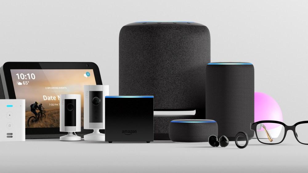 Amazon Alexa devices