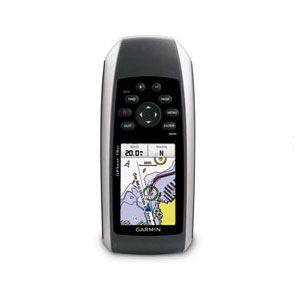 GARMIN GPSMAP 78sc Marine Handheld Receiver (West Marine) Image