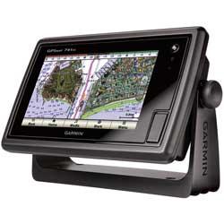 GARMIN GPSMAP® 741xs Fishfinder/GPS Combo (West Marine) Image