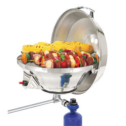 Marine Kettle 2 Gas Grill (West Marine) Image