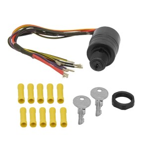SIERRA 3Position Push to Choke Mago Ignition Switch
