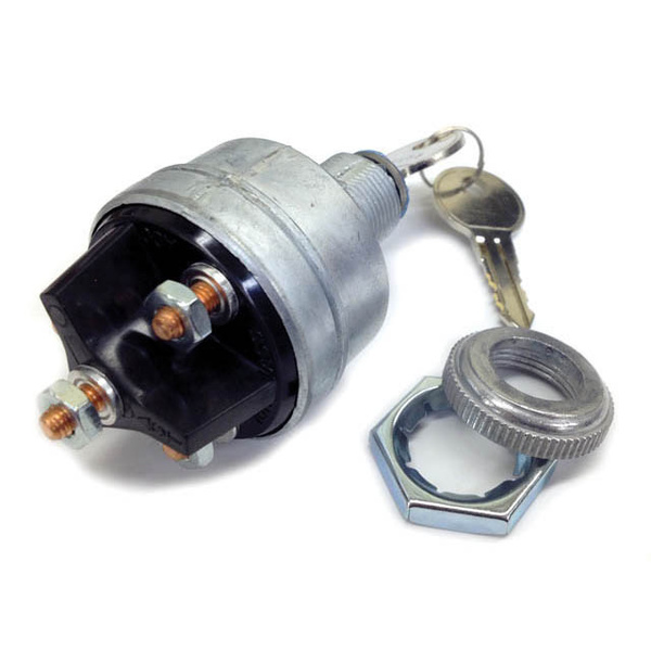 Sierra 4 Position Ignition Switch Accessory Off Run Start