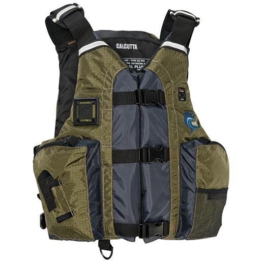 Mti Calcutta Universal Kayak Fishing Life Jacket