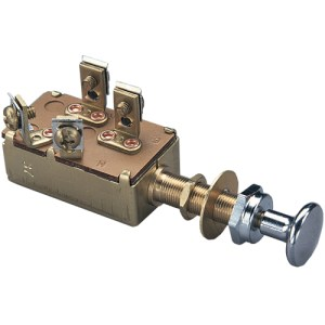 COLE HERSEE M532 3Position PushPull Switch   West Marine